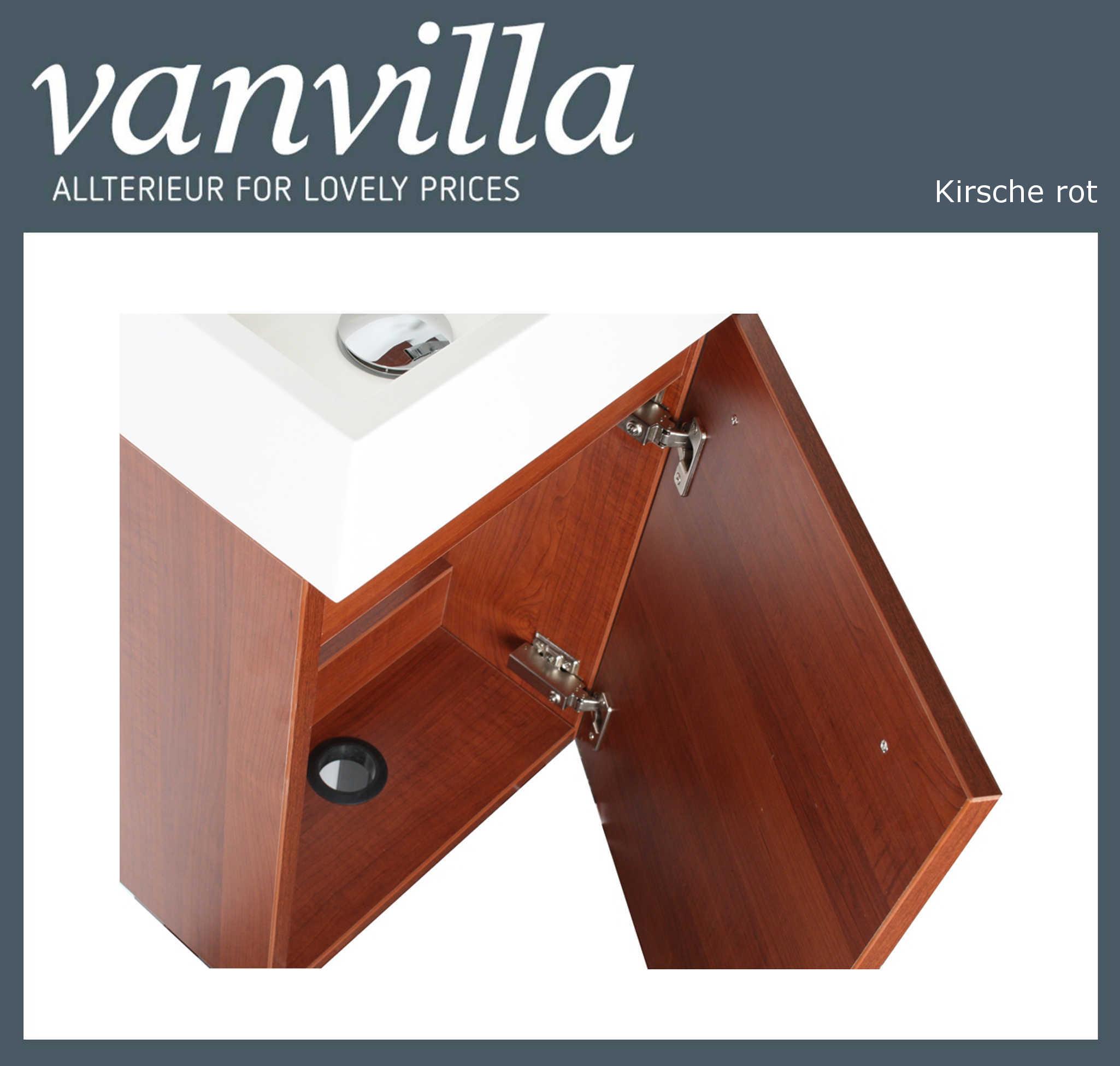 vanvilla g ste wc badm bel waschtisch spiegel gross set versch farben abverkauf ebay. Black Bedroom Furniture Sets. Home Design Ideas