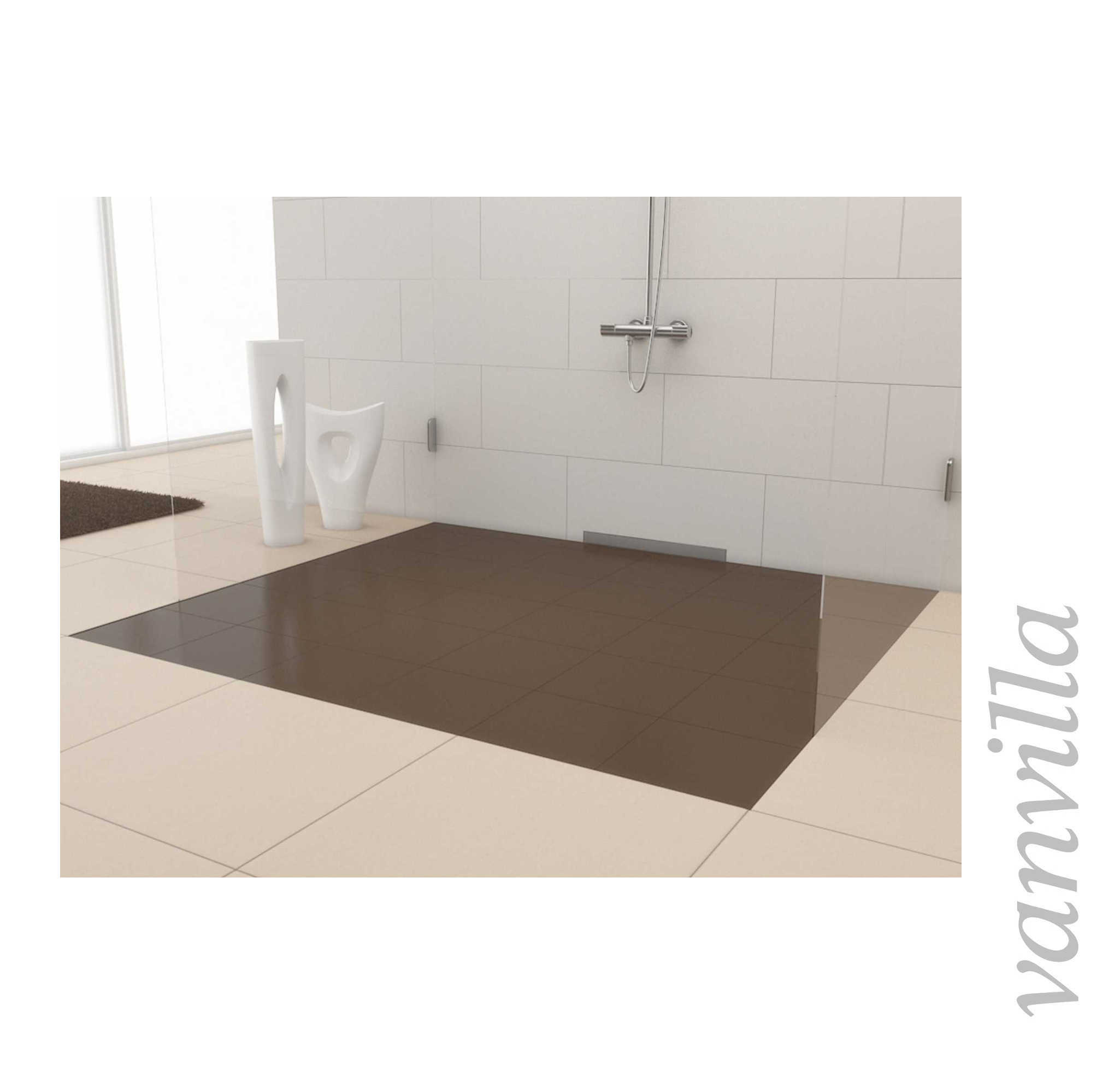 vanvilla wandablauf edelstahlblende und edelstahlsifon. Black Bedroom Furniture Sets. Home Design Ideas
