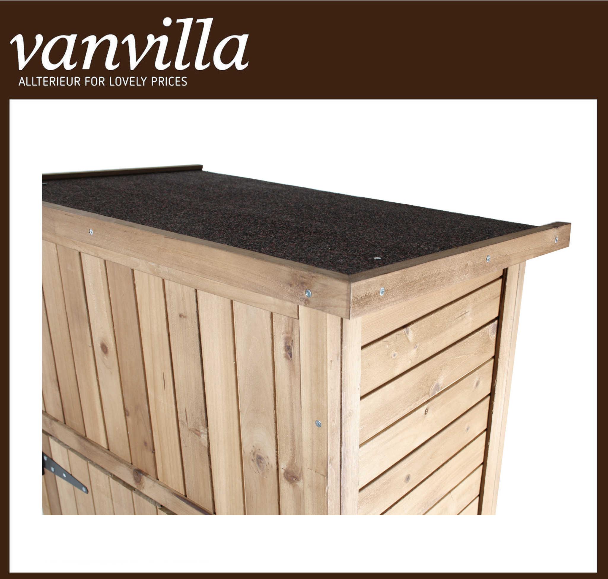 vanvilla ger teschuppen flachdach klein bware. Black Bedroom Furniture Sets. Home Design Ideas