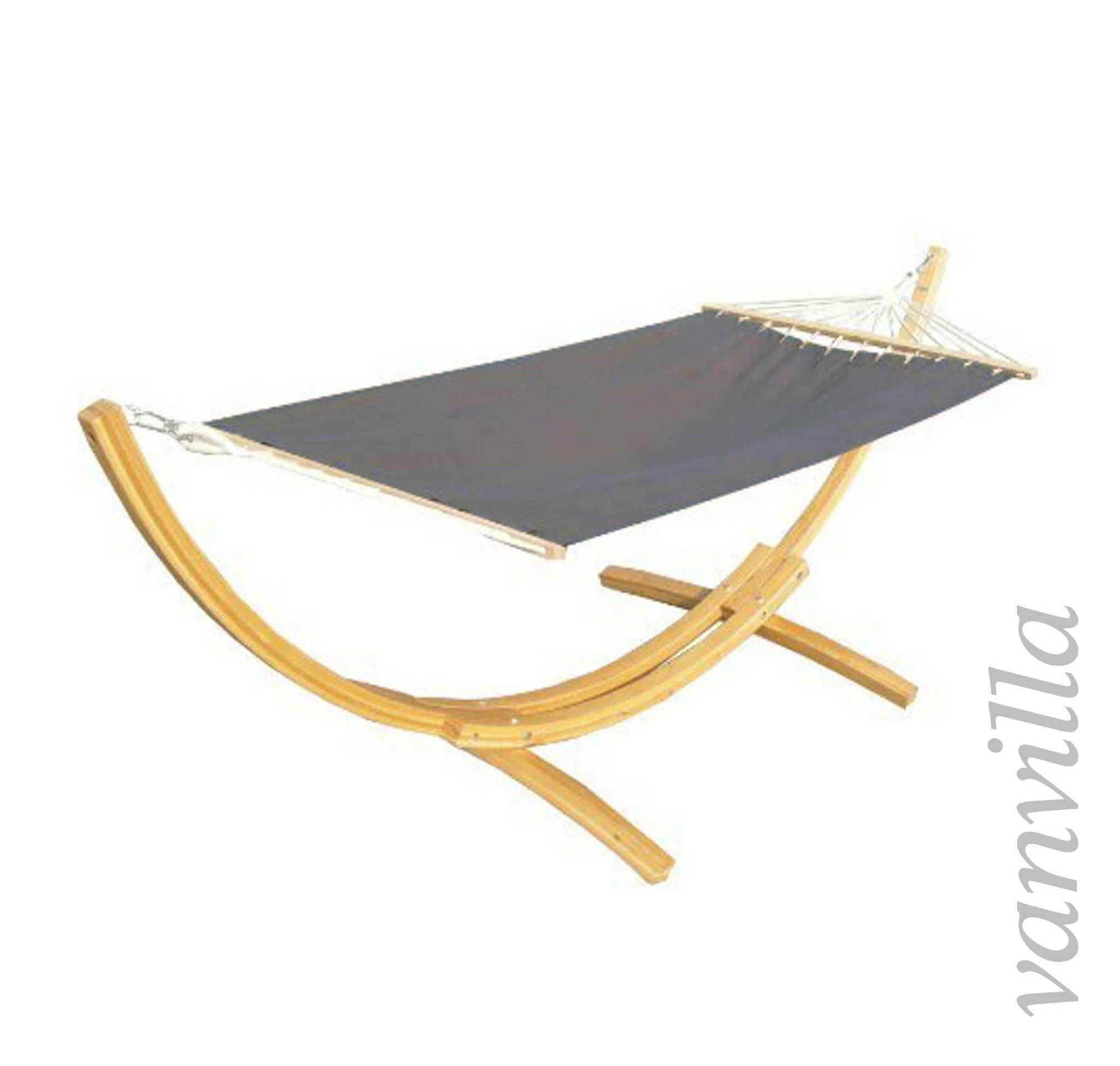 vanvilla h ngematte holz mit gestell h ngemattengestell. Black Bedroom Furniture Sets. Home Design Ideas