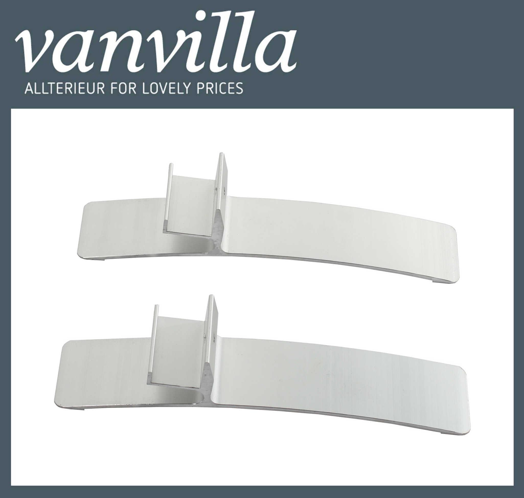 vanvilla Standfüße für Heizpaneel 2 Stk Infrarotpaneel Infrarot-Ständer Standfuß