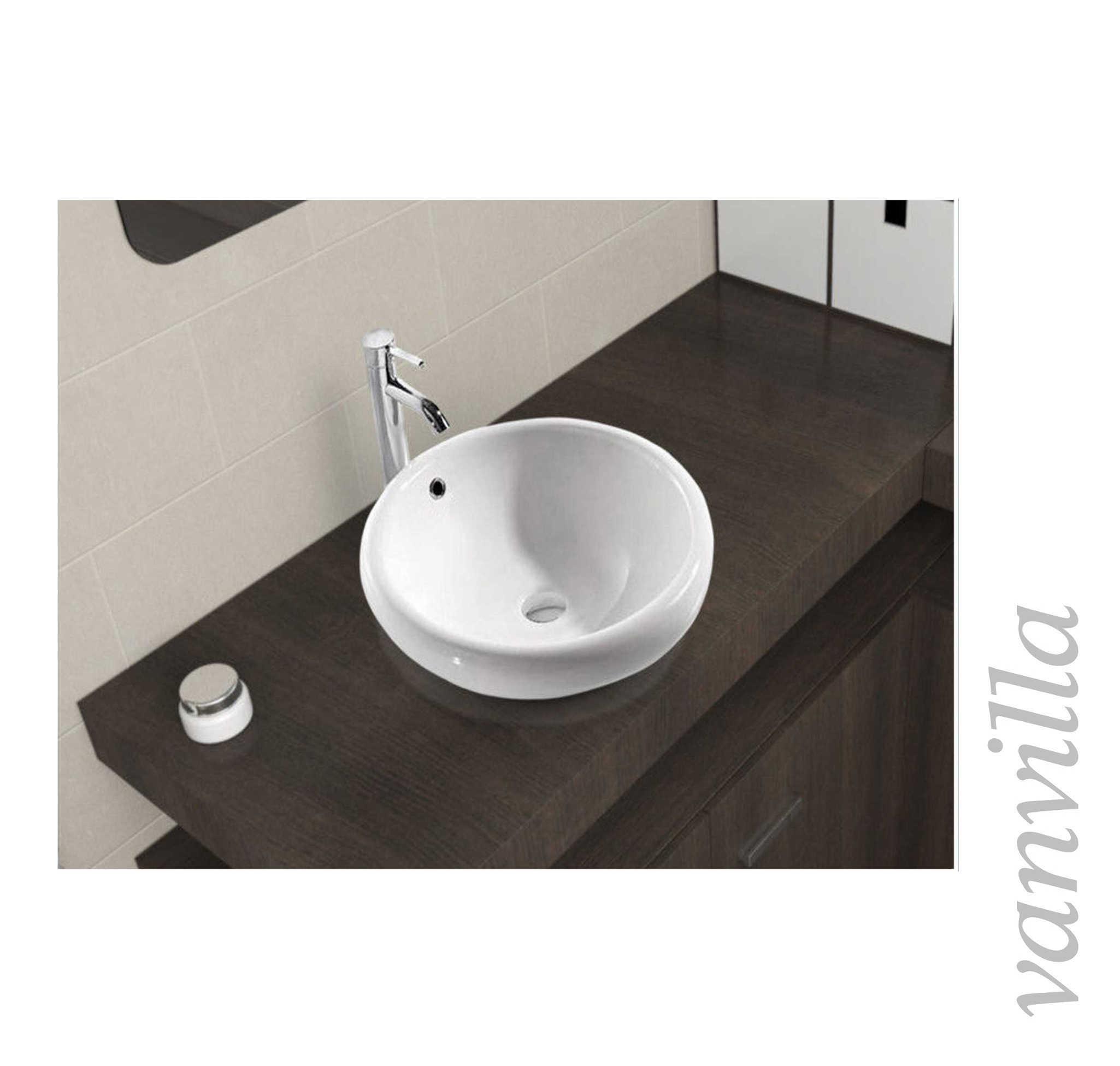 waschbecken keramik aufsatzbecken rund aufsatzwaschbecken. Black Bedroom Furniture Sets. Home Design Ideas