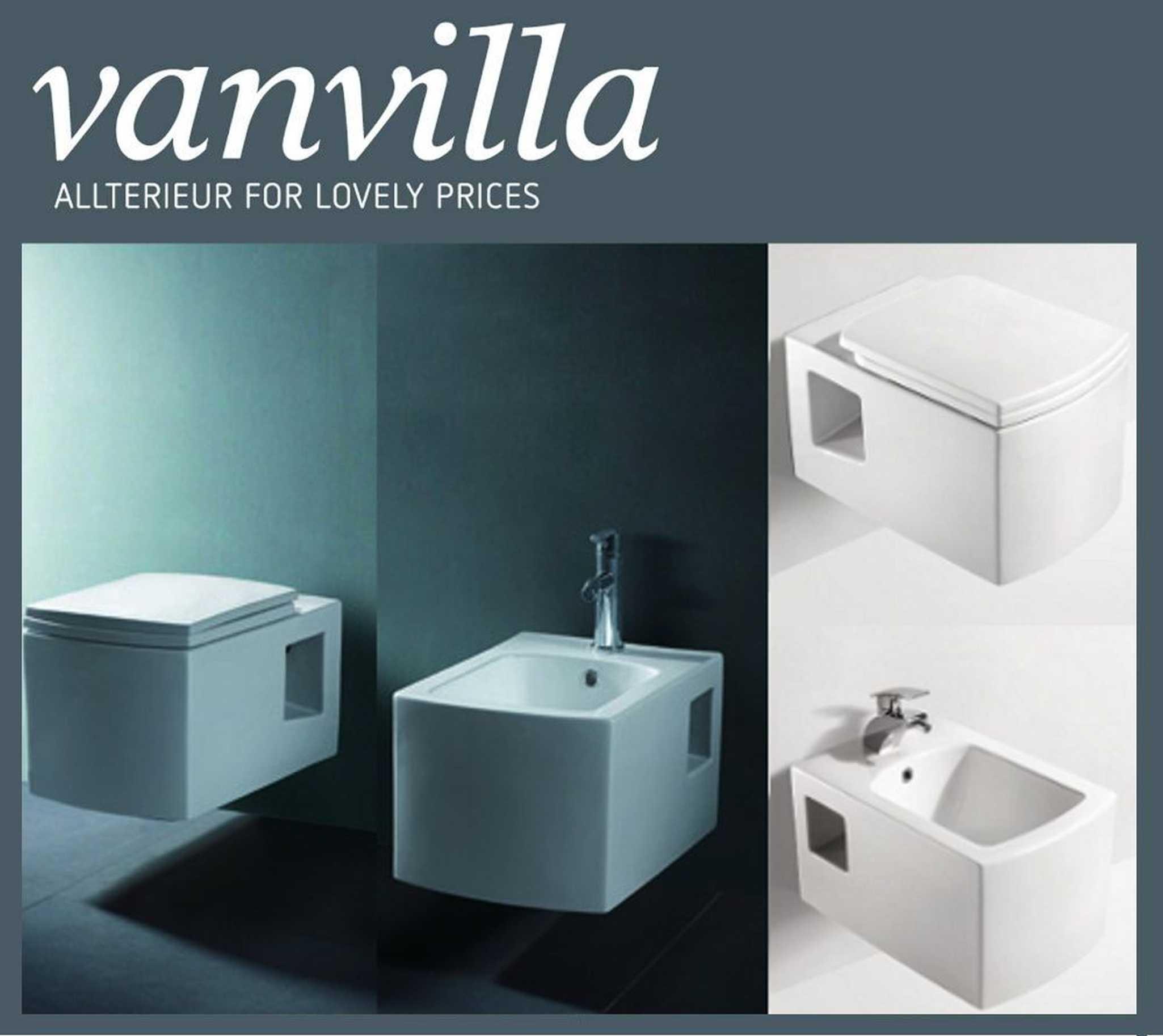 vanvilla design h nge wc834 bidet 834 set. Black Bedroom Furniture Sets. Home Design Ideas