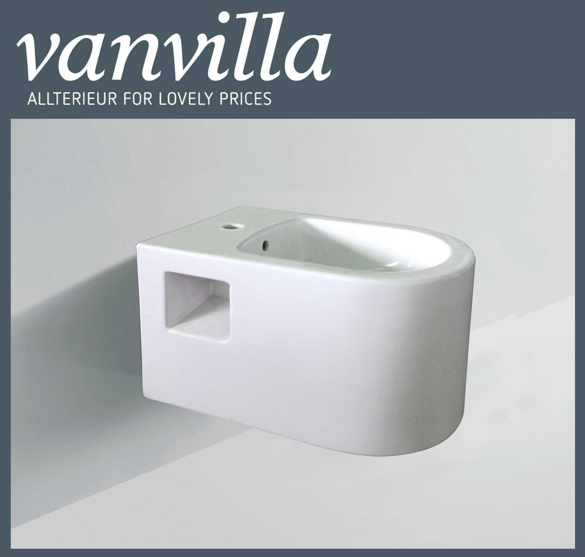 vanvilla Design Hänge Bidet 837