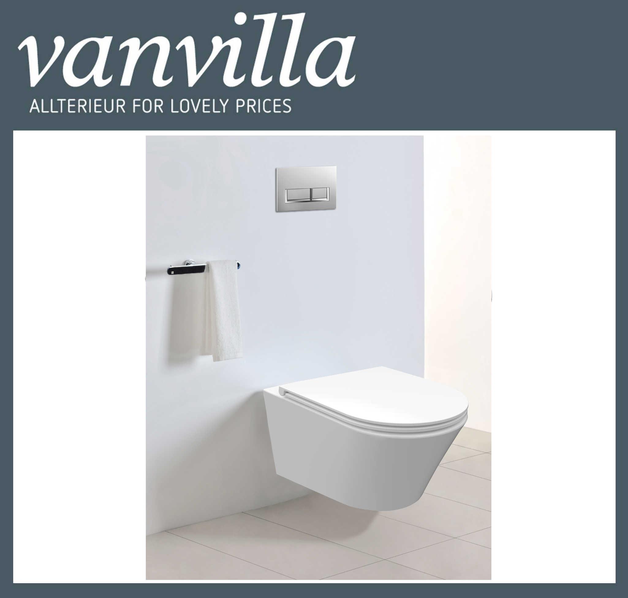 vanvilla h nge wc toilette sp lrandlos soft close sitz luanda h nge bidet set ebay. Black Bedroom Furniture Sets. Home Design Ideas