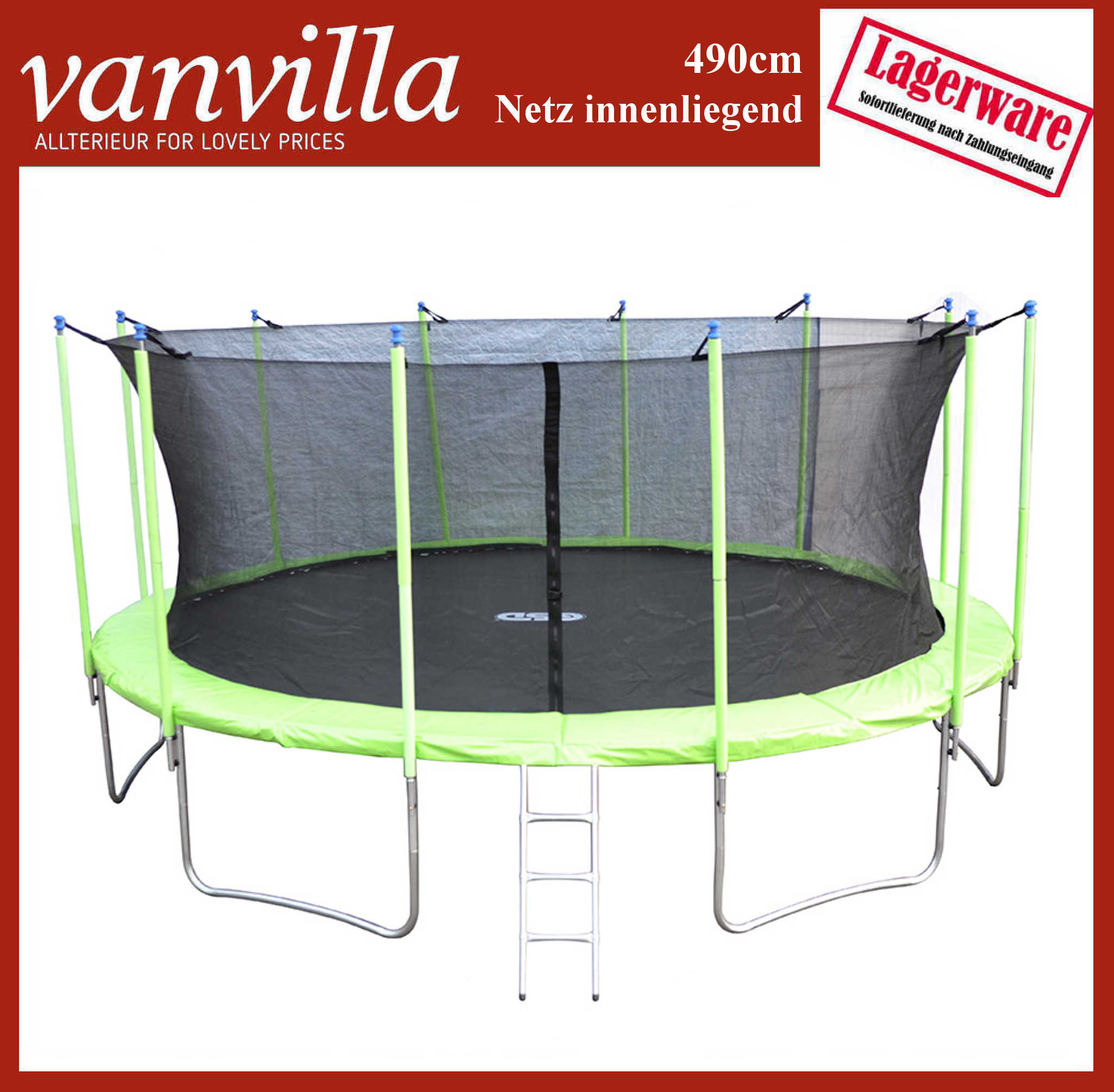 Trampolin Netz Innen Oder Außen